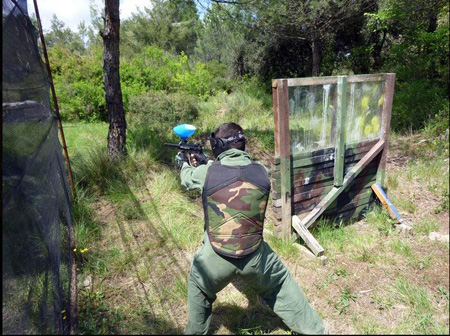 Paintball els Makis
